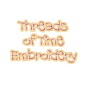 Threads of time Embroidery