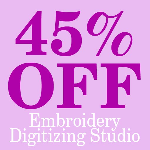 Embroidery Digitizing Studio