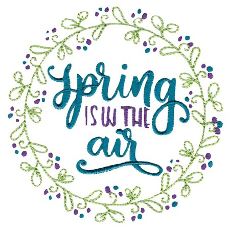 Spring Sayings 4 All Sew Crafty