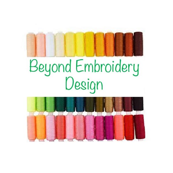 Beyond Embroidery Design